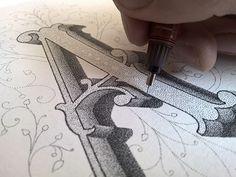 The Creative Alphabet on Behance by Xavier Casalta