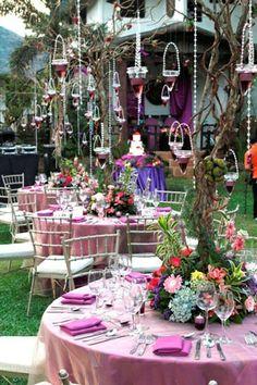 enchanted fairy garden baby shower