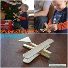 Popsicle Stick Airpl>>>>When was the last time you were in a real AVIATION THEMED RESTAURANT? Tell your ARIZONA FRIENDS that we'd love them to visit our restaurant, the LEFT SEAT WEST, in Glendale, Arizona!  Check out our Facebook page! http://www.facebook.com/pages/Left-Seat-West-Restaurant/192309664138462ane.