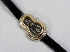 Salvador Dalí Melting Time Ladies Wristwatch