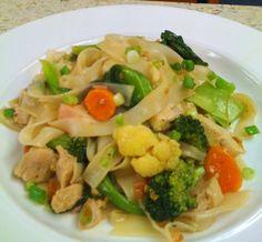 Thai recipies | Simple Pad Thai Recipe