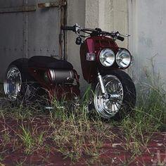 ⠀⠀⠀⠀⠀⠀ ⠀ ⠀⠀⠀⠀ ΛLΞX POOLΞ (@apoole_xxii) • Instagram photos and videos Grom Motorcycle, Scooter Custom, Honda Ruckus, Bikers, Motorcycles, Photo And Video, Instagram, Motorbikes, Motorcycle