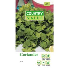 Country Value Coriander Seeds | Bunnings Warehouse