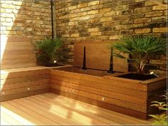 Deck Storage Bench Pattern