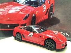 Ferarri 599xx