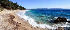Beach Zlatni Rat - Bol - Island Brač - Dalmatia - Split - Croatia