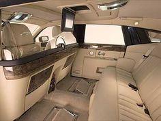 Rolls-Royce Phantom Interior #rollsroyceclassiccars