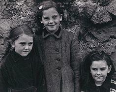 Katie Morag and Catriona Morrison, Lachina Douglas (Getty Museum) Katie Morag, Lewis Hine, Scottish Women, Edward Weston, Alfred Stieglitz, Getty Museum, Gelatin Silver Print, Women In History, Photography