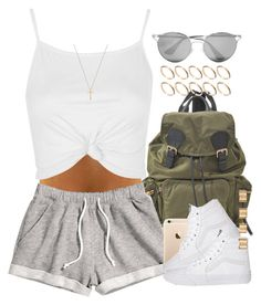 """Madison Beer Inspired ✨"" by livelifefreelyy ❤ liked on Polyvore featuring Burberry, H&M, Vans, Topshop, Gucci, Maison Margiela, Prada and ASOS"