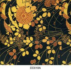 Hydrographic film design pattern DD018A