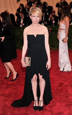 Michelle Williams ROCKED in punk
