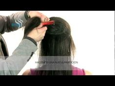 PASO A PASO: Extensiones Clip-On Monna Lisa - YouTube