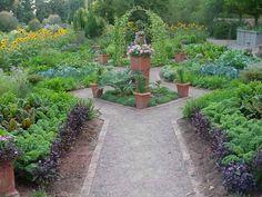 Kitchen Garden, Denver Botanic Gardens