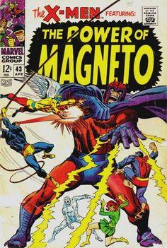 The X-Men #43 by derrickthebarbaric.deviantart.com on @DeviantArt