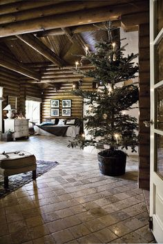 Norwegian Timber House in Denmark - From THE ESSENCE OF THE GOOD LIFE™    http://www.pinterest.com/ConceptDesigner/   https://www.facebook.com/pages/The-Essence-of-the-Good-Life/367136923392157
