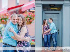 Melissa Koren Photography | Julie and Jay: Newburyport Sunset Engagement Shoot | http://www.melissakoren.com