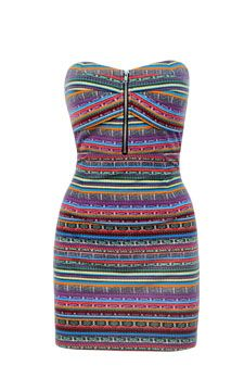 The look for less: This summer's hottest trend: Tribal Prints... $19.80