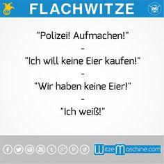 Flachwitze #46 - Polizei verarschen (Cool Quotes Funny)