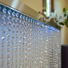 Crystal radiator cover