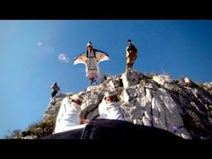 I will never get tired of Red Bull commercials.