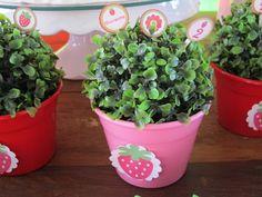 Cumple temático de Frutillitas - Strawberry Shortcake themed party