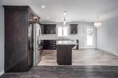 Another look at the kitchen of this beautiful Birmingham design!