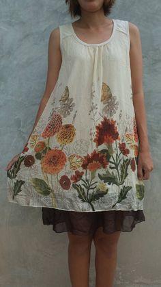 9402ec1c63727 Dress beige color Lightweight fabric Beautiful