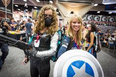 Captain America & Winter Soldier