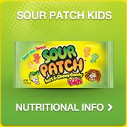 Sour. Sweet.