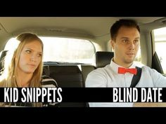 New Kid Snippets videos every MONDAY.  If movies were written by our children...  We asked a couple kids to pretend they were on a blind date. This is what they came up with.    Produced by Bored Shorts TV  Filmed and Edited by Ryan Haldeman  Starring:  Randy Roberts  Kristina Roberts  Editing Consultants:  Brett Roberts  Production Assistant:  John Rober...