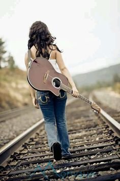Keep moving forward with a tune in your heart