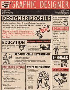 Graphic Designer resume example