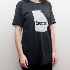 GA T-Shirt from Home State Apparel at HandPicked