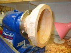 Turning a segmented bowl                                                       …