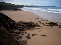 playa-xivares. Asturias
