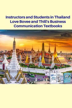 Throughout The World, Textbook, Texts, Communication, Photo Galleries, Thailand, Author, Student, City