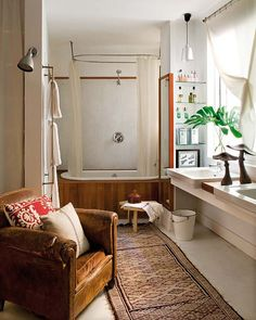 Bohemian-chic flat deliciously transformed in Malasaña via One Kind Design