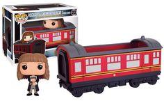 Hermione & poudlard express