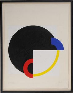 JOHN PEARSON (b. 1940): GETTING THERE #2 Acrylic on paper, signed and titled. 25 x 19 in., 28 x 22 in. (frame).