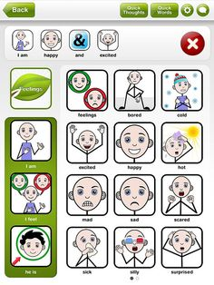 SpeechTree AAC App: Helping Children with Autism Learn and Communicate pinned by Stephanie Grear