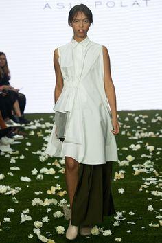 Asli Polat - Spring/Summer 2016 Ready-To-Wear - LFW (Vogue.co.uk)