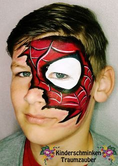 Galerie Carnival, Halloween Face Makeup, Painting, Kids Makeup, Carnavals, Painting Art, Paintings, Painted Canvas, Drawings