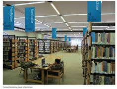 BPL - Strategic Planning – Wayfinding at the Central Library in Copley Square