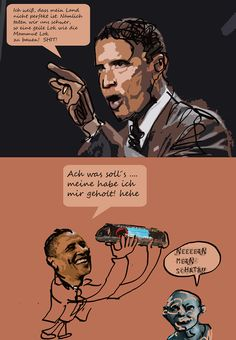 Even Obama Mammutised! Mein Land, Obama, Movies, Movie Posters, I'm Not Perfect, Model Train, Films, Film Poster, Cinema