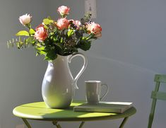 Kathy's Flower Arranging Tips   Decorating Your Small Space