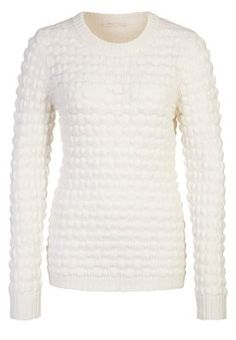 Neule - off-white @ Zalando. Off White, Cashmere, Cool Outfits, Sweaters, Clothes, Products, Fashion, Breien, Outfits