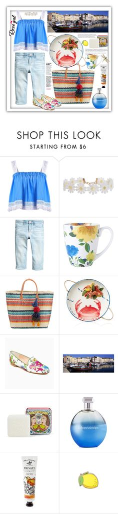 """""""Rosegal. Crop top"""" by natalyapril1976 ❤ liked on Polyvore featuring Humble Chic, Buji Baja, Mud Pie, Gentry, Pré de Provence, Catherine Malandrino, PINTRILL and Betsey Johnson"""