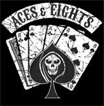 Deadman's Hand (Aces & Eights) | ShopTNA; TNA WRESTLING; IMPACT WRESTLING; music; MP3; Entrance Music; gift idea's for men; gift idea's for boys; poker; biker; motorcycle;