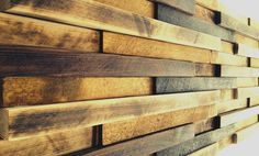 Check it out! Check, Projects, Crafts, Inspiration, Home Decor, Wall Cladding, Interior, Wood, Log Projects