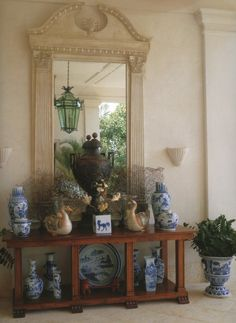 BLUE AND WHITE FOREVER - Mark D. Sikes: Chic People, Glamorous Places, Stylish Things